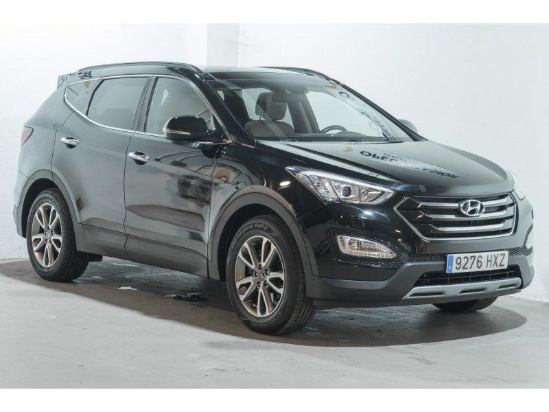 Hyundai Santa Fe 2.2 CRDi 4x4 7S Tecno