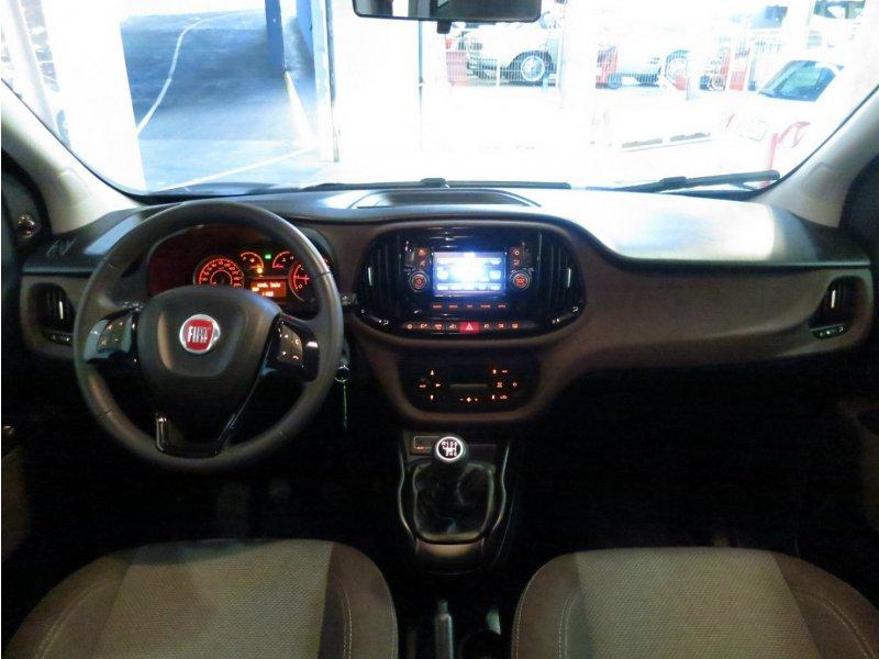 Fiat Doblò Panorama 1.6 Mjet 88kW (120CV) Trekking
