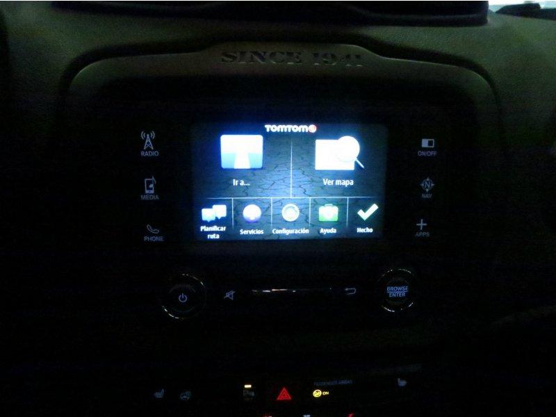 Jeep Renegade 2.0 Mjet 4x4 170CV Auto AD Low Trailhawk