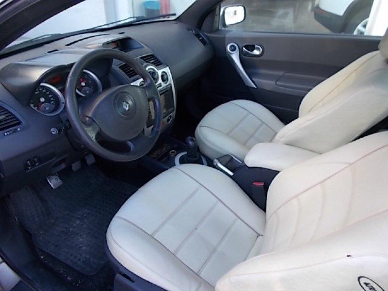 Renault Mégane COUPE-CABR. 1.6 16v CONFORT DYNAMIQUE