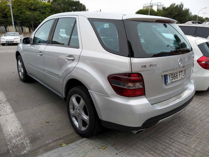 Mercedes-Benz Clase M ML 350 AUTO -