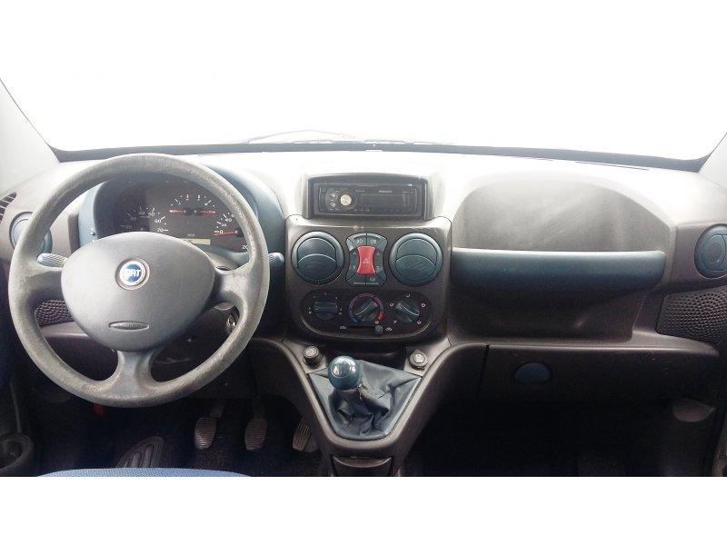 Fiat Doblò 1.9 Panorama ELX