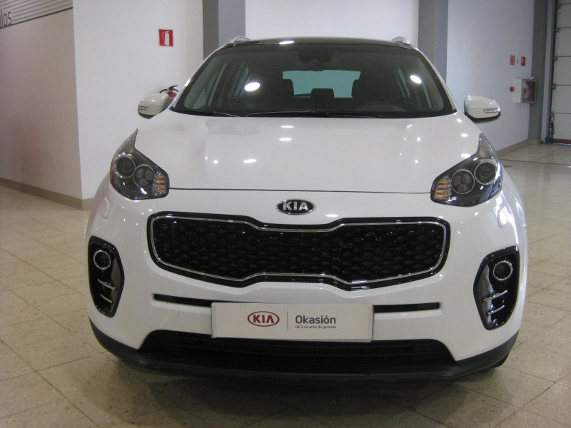 Kia Sportage 1.7 CRDi 115CV. 4x2 PACK TOTAL x-Tech17