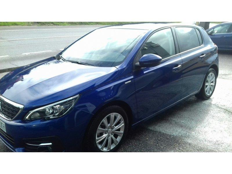Peugeot 308 5p 1.5 BlueHDi 100cv Active