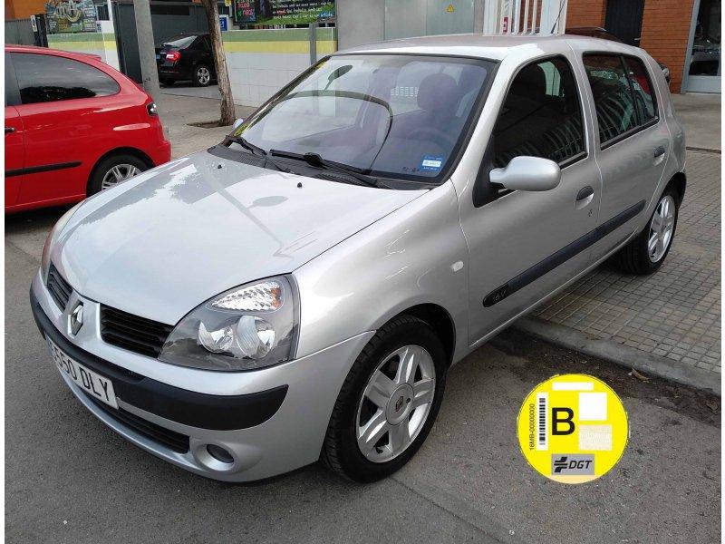 Renault Clio 1.2 16v Confort Expression