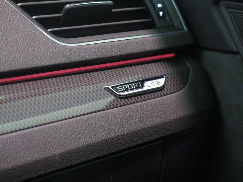 Skoda SuperB 2.0 TDI 150cv DSG SportLine