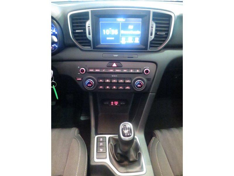 Kia Sportage 1.7 CRDi VGT 4x2 Eco-Dynamics Business