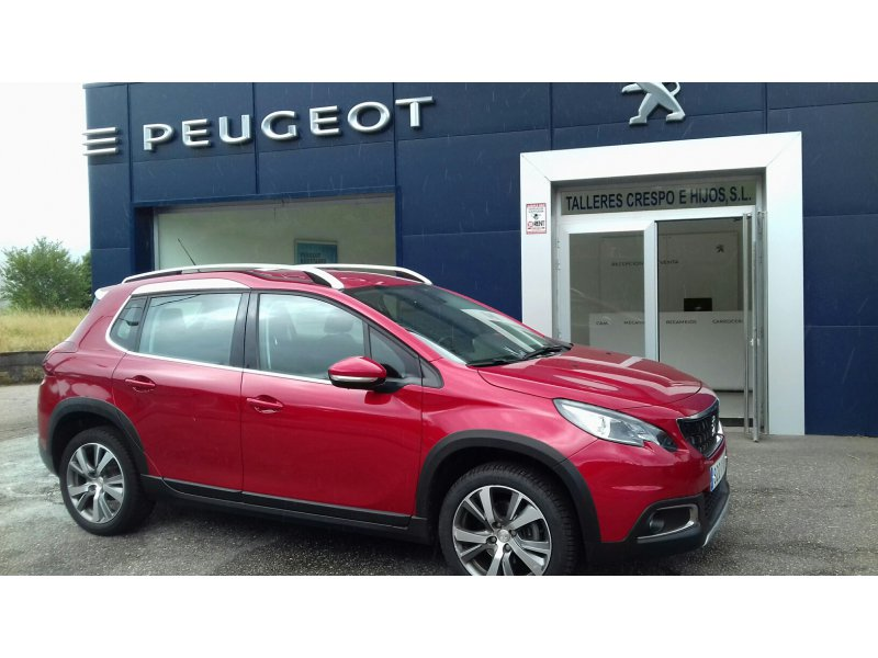 Peugeot 2008 1.2 pure tech 110 cv EAT6 ALLURE