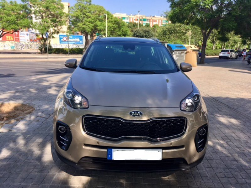Kia Sportage 1.7 CRDi VGT 4x2 Eco-Dynamics Emotion