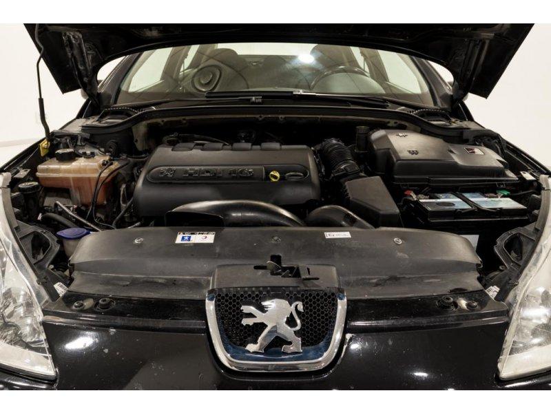 Peugeot 407 2.7 HDi V6 Feline