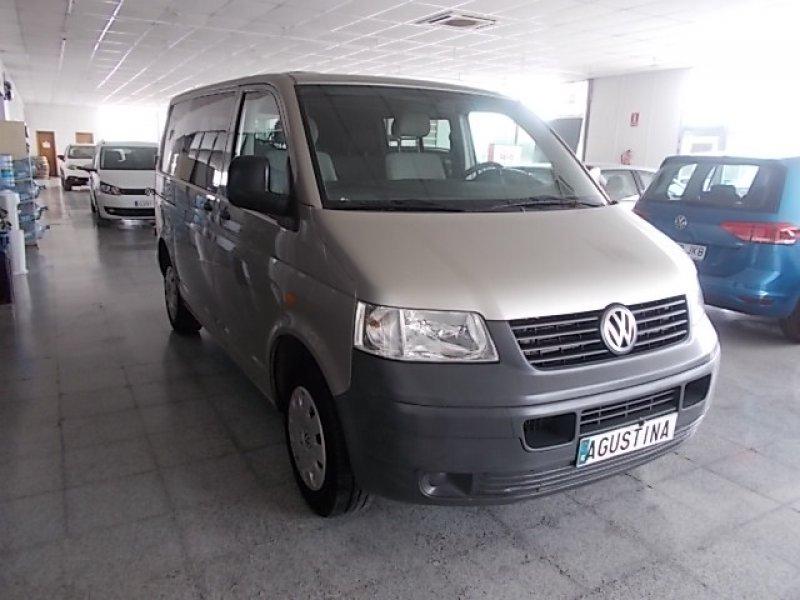 Volkswagen Transporter KOMBI 2.5TDI 130CV CORTA 2.8T -
