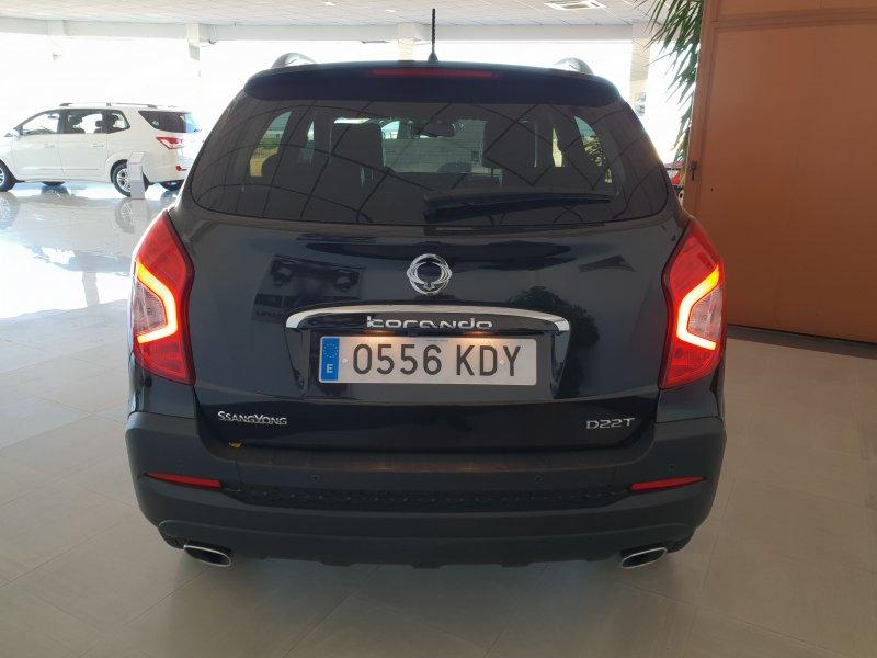 SsangYong Korando D22T 131kW (178CV) Auto 4x2 Limited