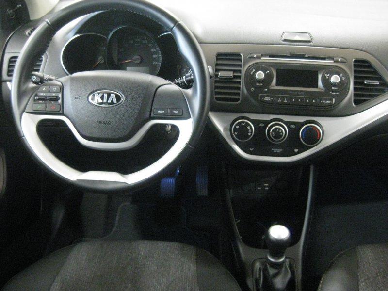 Kia Picanto 1.0 CVVT/66CV TECH Tech