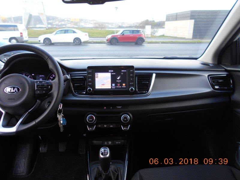Kia Rio 1.4/90CV. TECH YB Tech