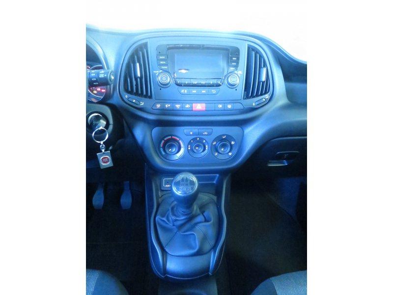Fiat Doblò N1 1.3 Multijet 75 E5+ Combi