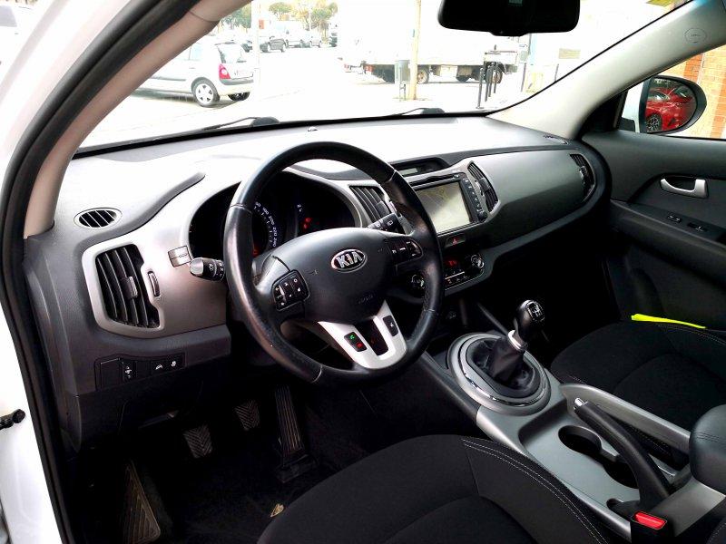 Kia Sportage 1.7 CRDI VGT Pack Visión 4x2 Drive Plus