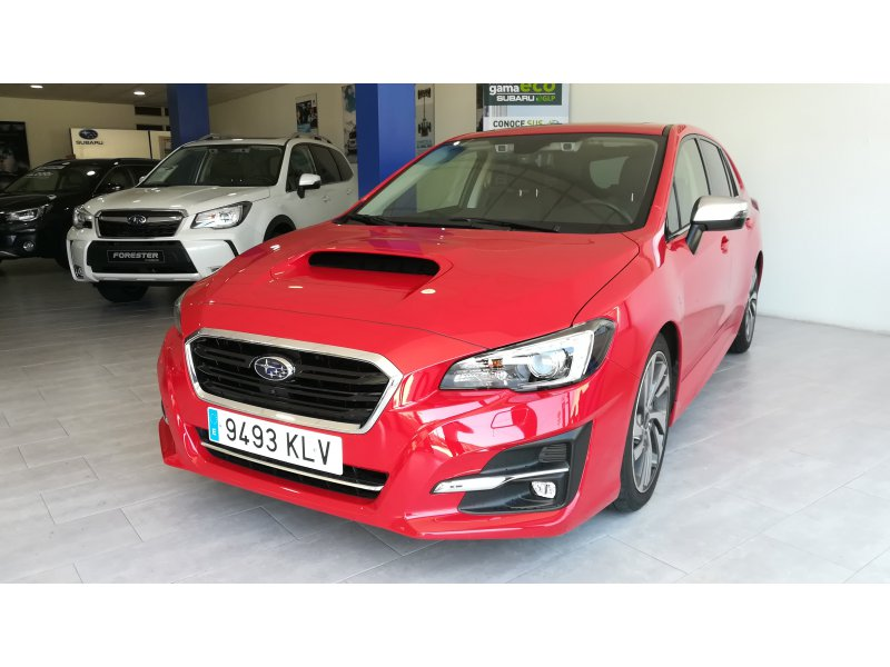 Subaru Levorg 1.6GT-S CVT 4WD EXECUTIVE PLUS