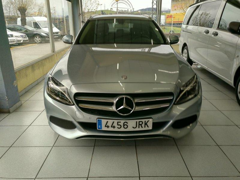 Mercedes-Benz Clase C C 220 CDI Estate Avantgarde