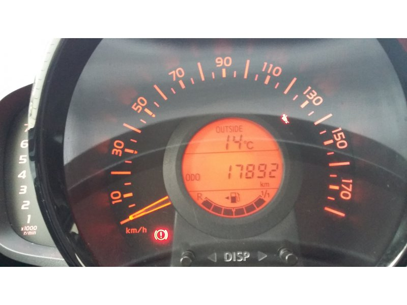 Toyota Aygo 1.0 70 x-clusiv
