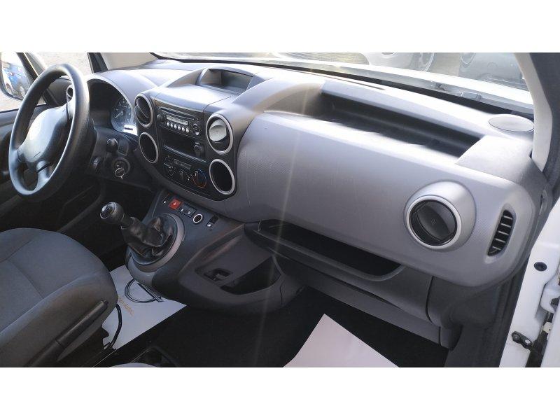 Peugeot Partner Furgón L1 1.6 HDi 90 Confort