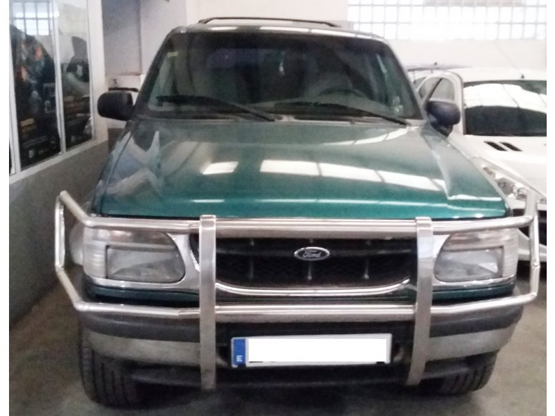 Ford Explorer 4.0 V6 SOHC 204CV