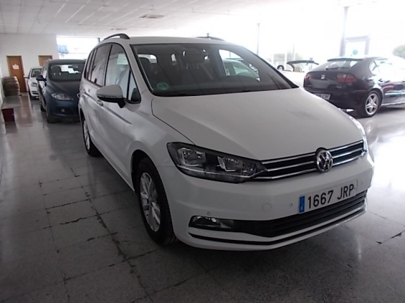 Volkswagen Touran 1.6 TDI ADVANCE 115CV BMT 7 PLAZAS Advance