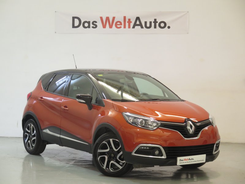 Renault Captur dCi 90 S&S eco2 Adventure