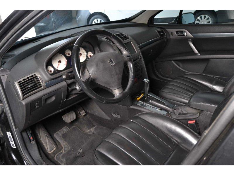 Peugeot 407 HDI 136 Automático ST Sport