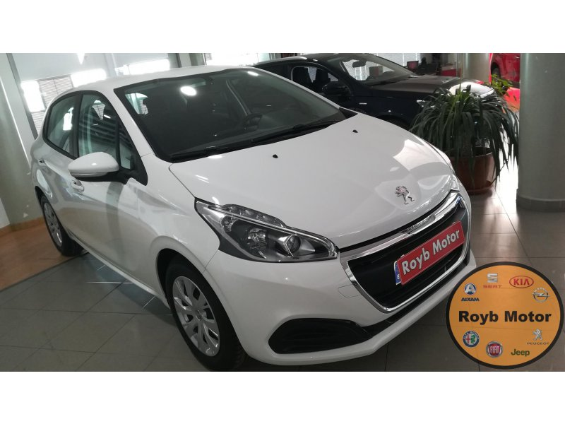 Peugeot 208 5P ACTIVE BlueHDi 73kW (100CV) Active