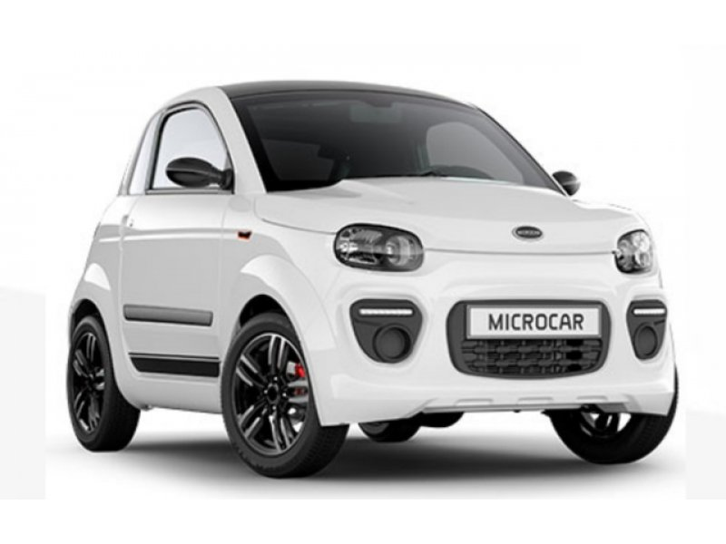 Microcar Due Premium 2020 DUE YOUNG COLOR YOUNG COLOR