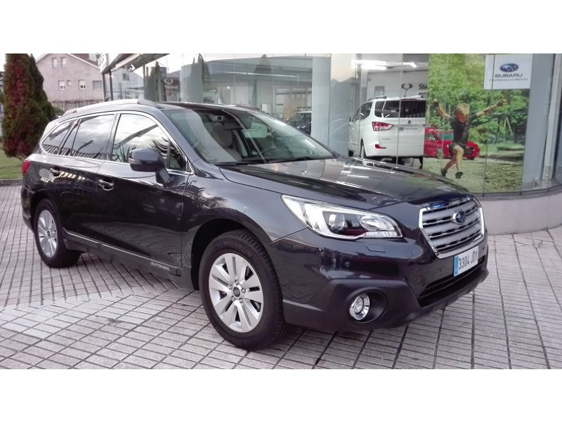 Subaru OutBack 2.0 TD CVT Lineartron AWD Executive Plus