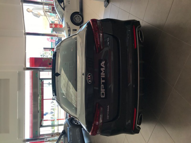 Kia Optima 1.7 CRDi VGT Eco-Dynamics GT Line