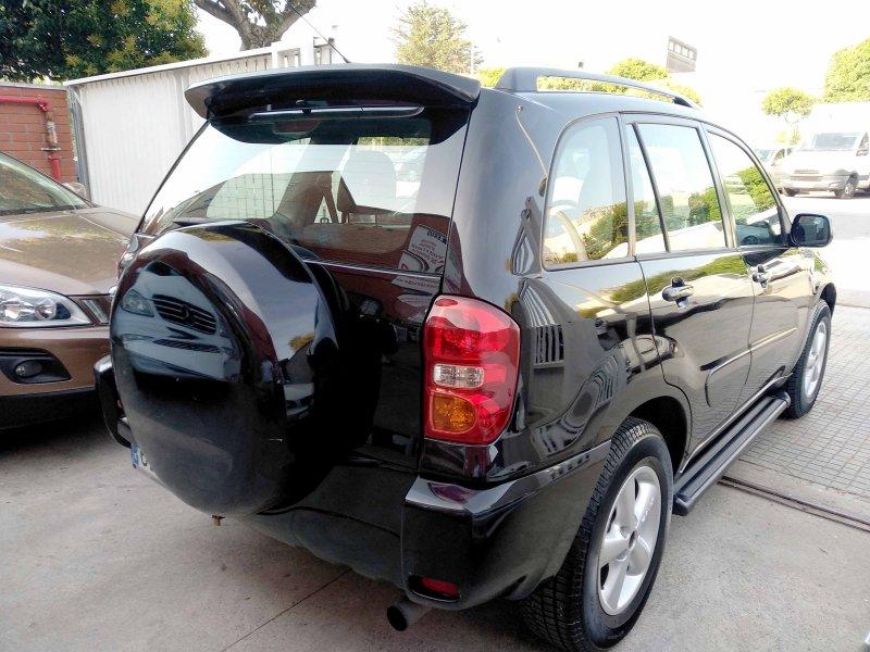 Toyota Rav4 1.8 VVT-i 4X2 Luna