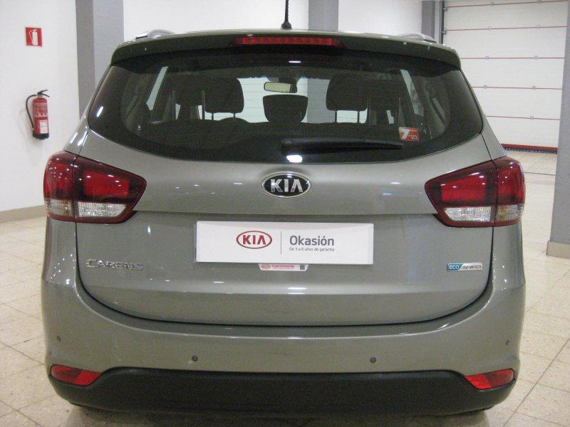 Kia Carens 1.7 CRDi(115CV) Eco-Dyn 7 PLAZAS Concept