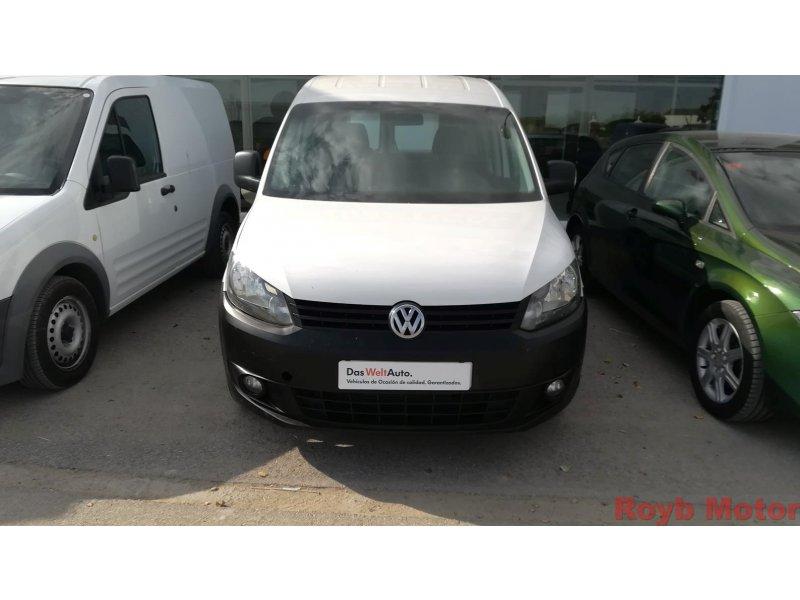 Volkswagen Caddy 1.6 TDI 75cv 5pl Kombi