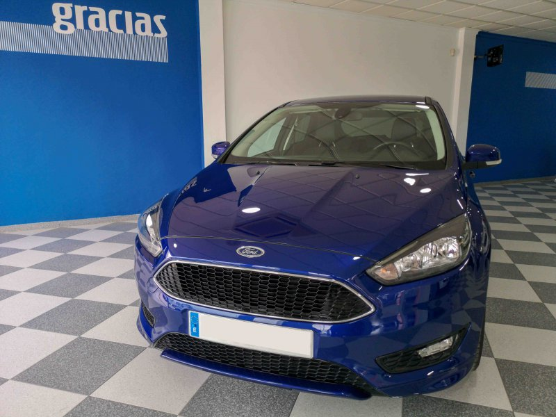 Ford Focus 1.0 Ecoboost Auto-Start-Stop 125cv Sport