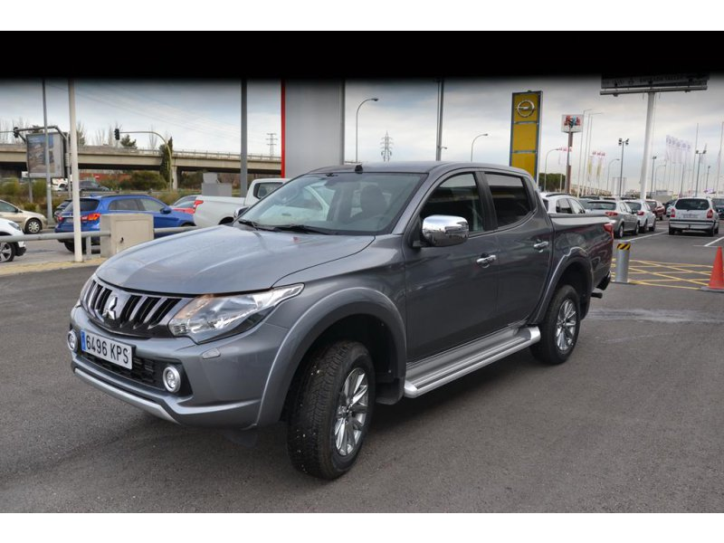 Mitsubishi L200 2.5 MOTION DOBLE CABINA