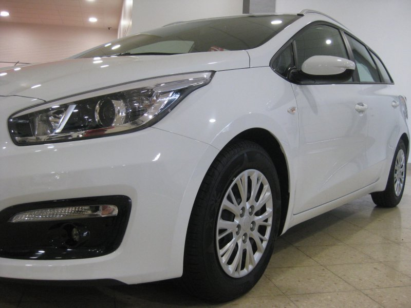 Kia ceed Sportswagon 1.6 CRDi VGT Business
