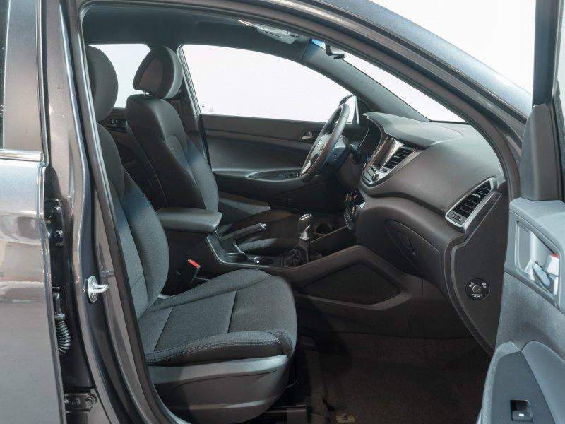 Hyundai Tucson 1.6 TGDi BlueDrive 4x2 Go!