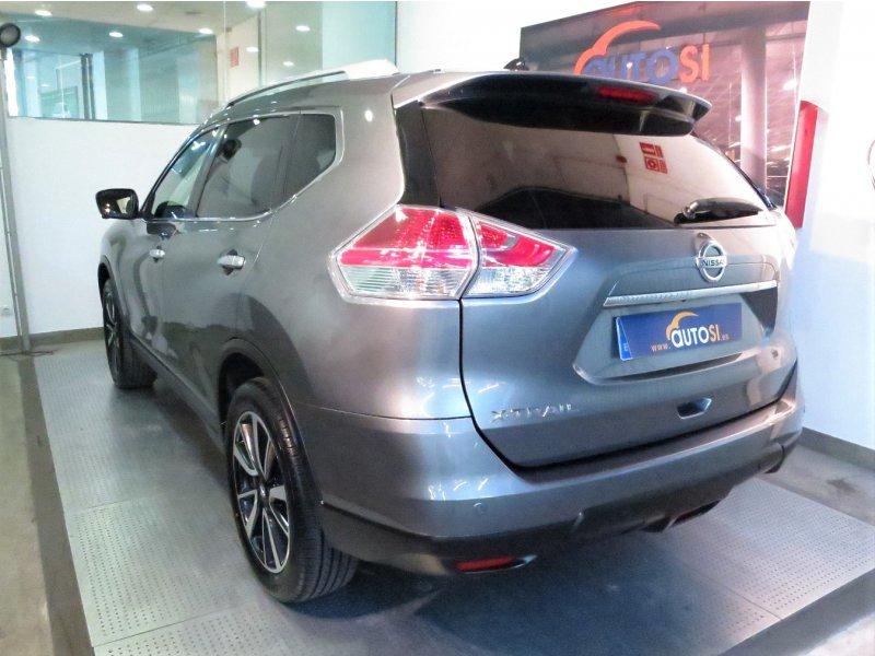 Nissan X-Trail 1.6 dCi 4x2 7 plazas TEKNA
