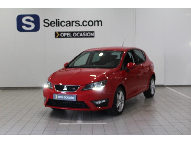 SEAT Ibiza 1.4 TDI 105cv FR Crono