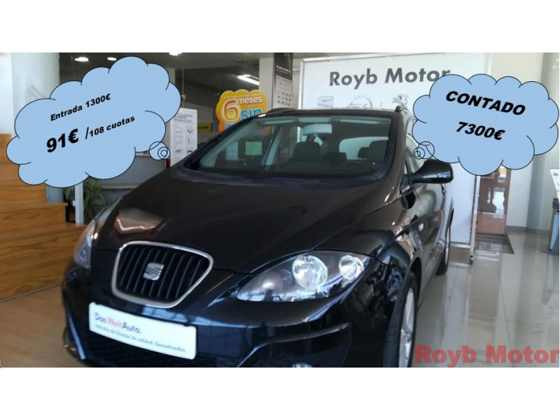 SEAT Altea XL 1.6 TDI 105cv E-Ecomotive Reference 4Kids