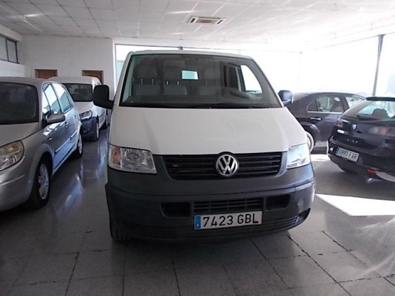 Volkswagen Transporter Furgón Corto T.Normal 1.9 TDI 102cv 2.8T -