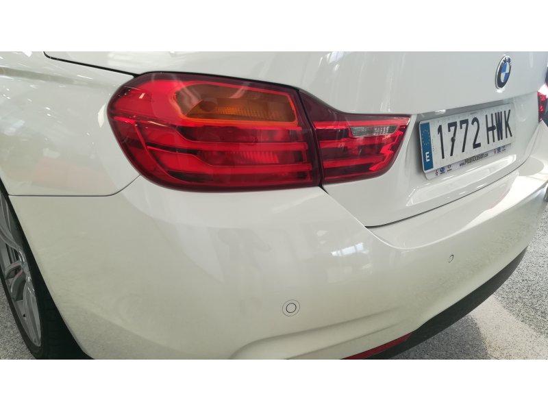 BMW Serie 4 420d -
