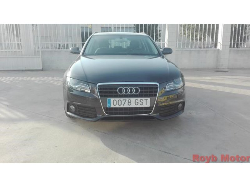 Audi A4 Avant 2.0 TDI 143cv DPF -
