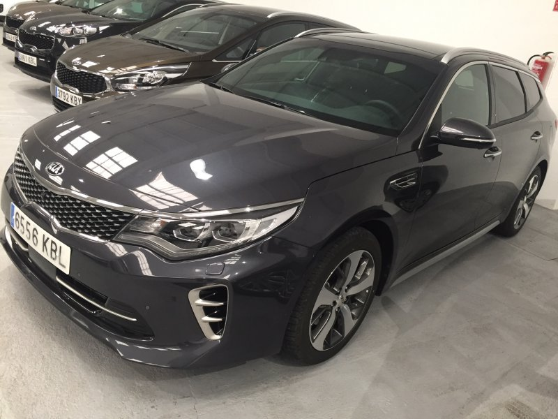 Kia Optima SW 1.7 CRDI 141 CV LUXURY AUTO GT LINE