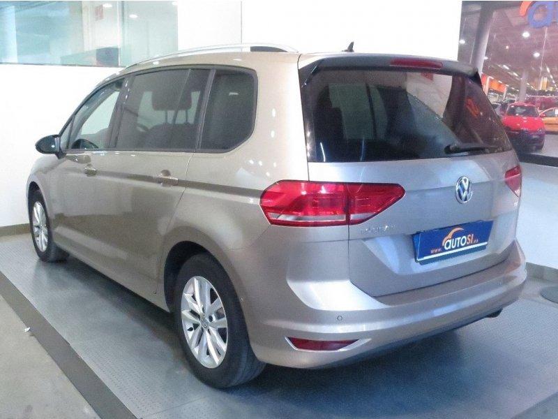 Volkswagen Touran 1.6 TDI SCR 110CV BMT Advance