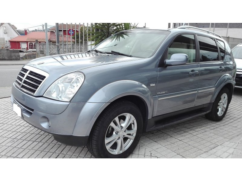 SsangYong Rexton II 270XVT AUTO LIMITED