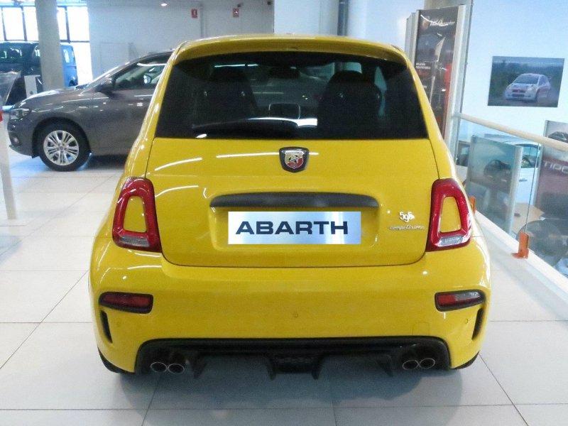 Abarth 500 595 1.4 16v T-Jet 180cv E6 Competizione