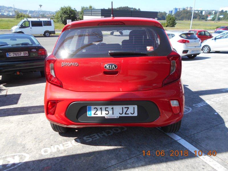 Kia Picanto 1.0 CVVT 66CV JA Concept